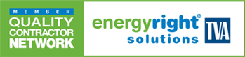 TVA EnergyRight Solutions Quality Contractor Network logo